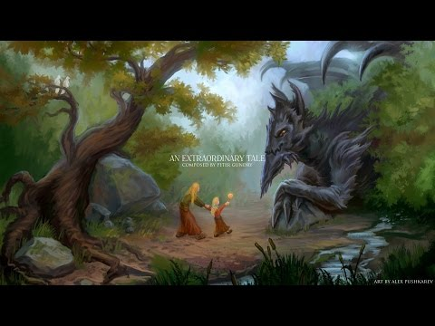 Magical Adventure Music - An Extraordinary Tale | Orchestral
