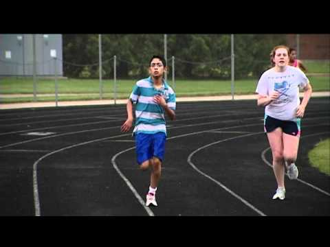 Whitehorse Middle School students train for triathlon