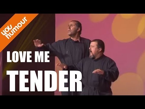 DAU ET CATELLA - Love me tender