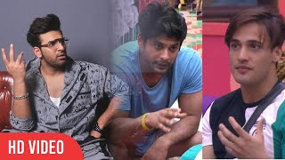 Asli Winner ASIM Hai | Paras Chhabra SLAMS Reporter When He Said ASIM More Deserving Then Sidharth