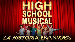 High School Musical: La Historia en 1 Video