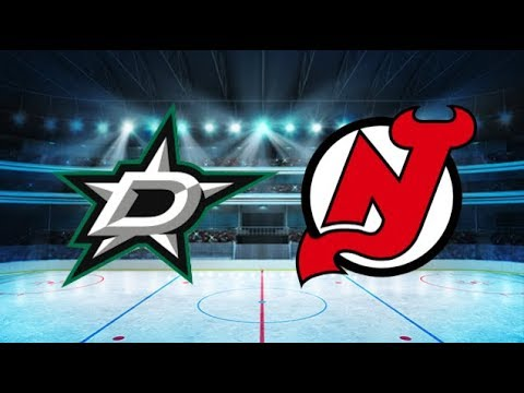 Dallas Stars vs New Jersey Devils (2-5) All goals and Highlights!! [Extended]