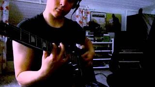 OOMPH! - Dickhead guitar cover