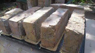 Реставрация старого кирпича на новый(http://bobrov.zakupka.com/полная информация на сайте.или по тел.0506241163 Илья форма для облицовки блоков.под камень и трав..., 2015-09-15T16:40:31.000Z)