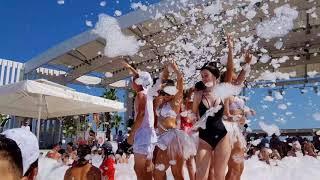 #Selectum Luxury Resort Foam Party July 2018. Пенная Вечеринка Июль 2018.