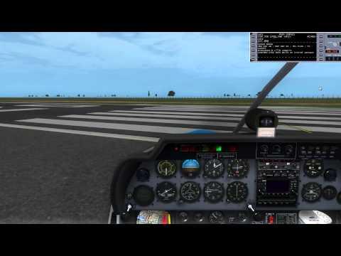 Vol Commenté en DR400 sur IVAO
