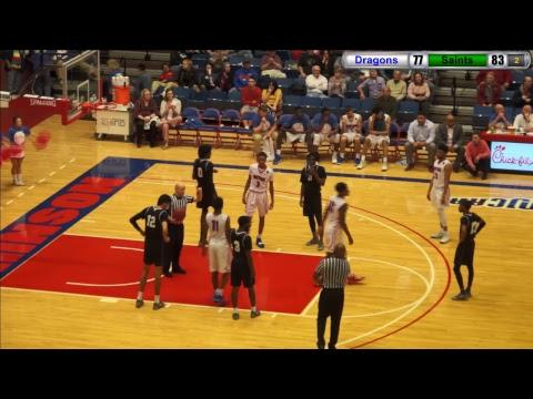 Blue Dragon Men's Basketball vs. Seward County