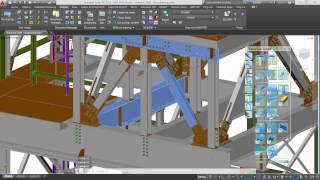 Creating Shop Drawings With Autodesk Advance Steel