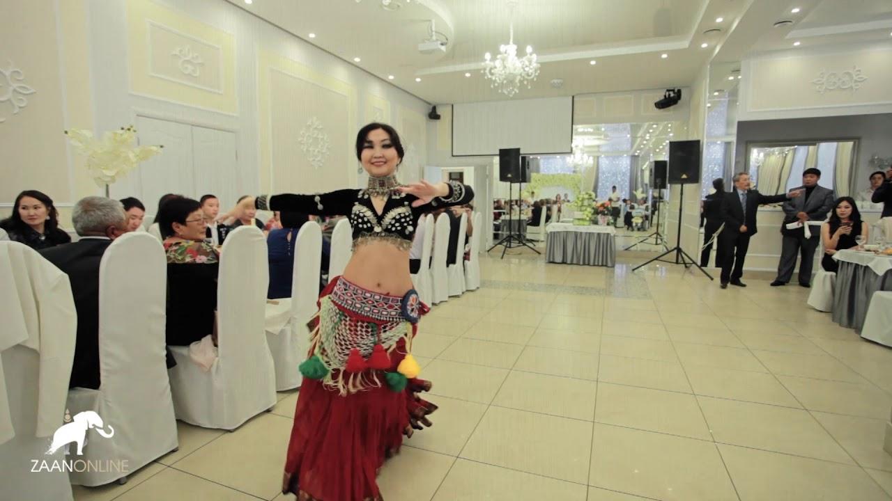 Свадьба с подарком восточный танец