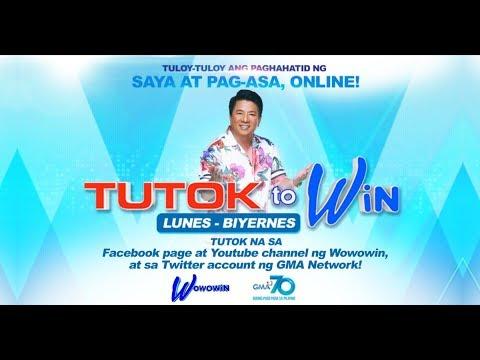 Wowowin: 'Tutok To Win' LIVE sa Puerto Galera (March 30, 2020)