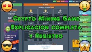 Criptomonedas Rapido, Facil y Sin Invertir | CryptoMining Game, Registro y Explicacion Completa