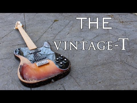 An Instant Favorite! The Vintage T