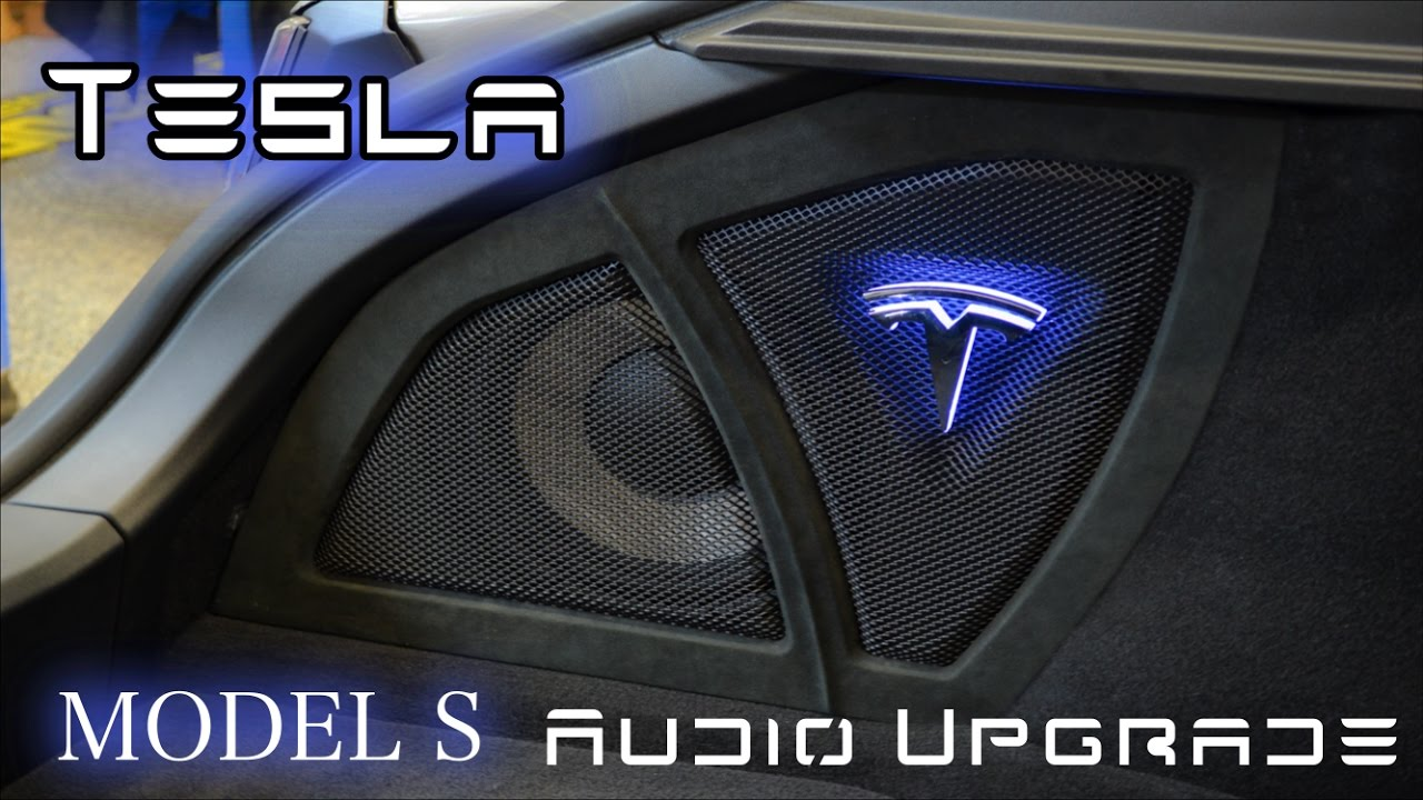 Tesla Model S Custom >> Tesla Model S 85D Custom Integrated Focal Audio System EXPLAINED!!! - YouTube