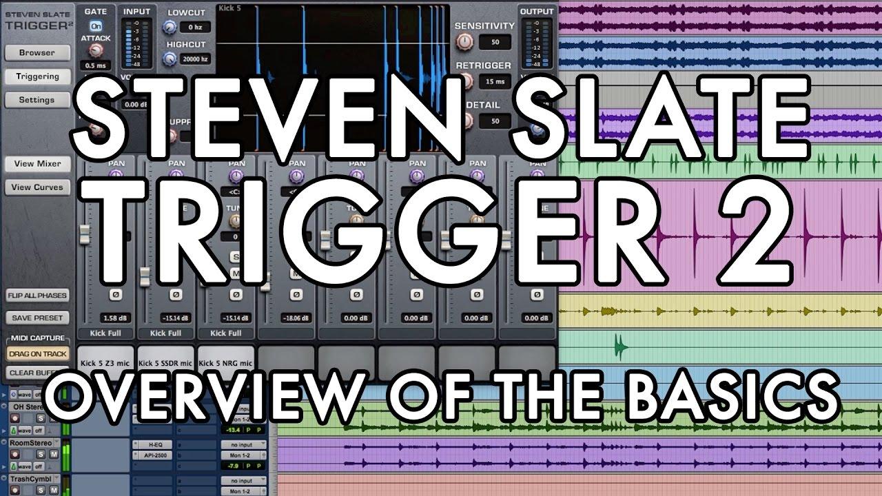 Steven Slate Trigger : steven slate trigger 2 overview of the basics youtube ~ Hamham.info Haus und Dekorationen