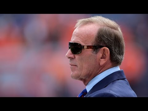 Pat Bowlen inducted into Broncos