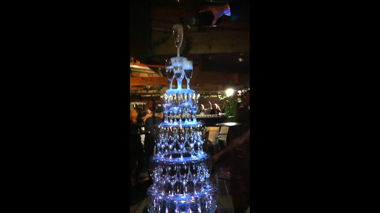 fontaine de champagne - Fontaine Gateau Mariage