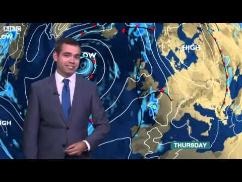 BBC Weather - 1 July 2015 UK Forecast