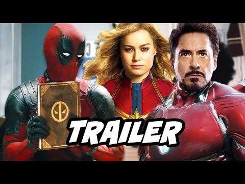 Once Upon A Deadpool Trailer 2 - Deadpool Makes Fun of Avengers and Disney thumbnail