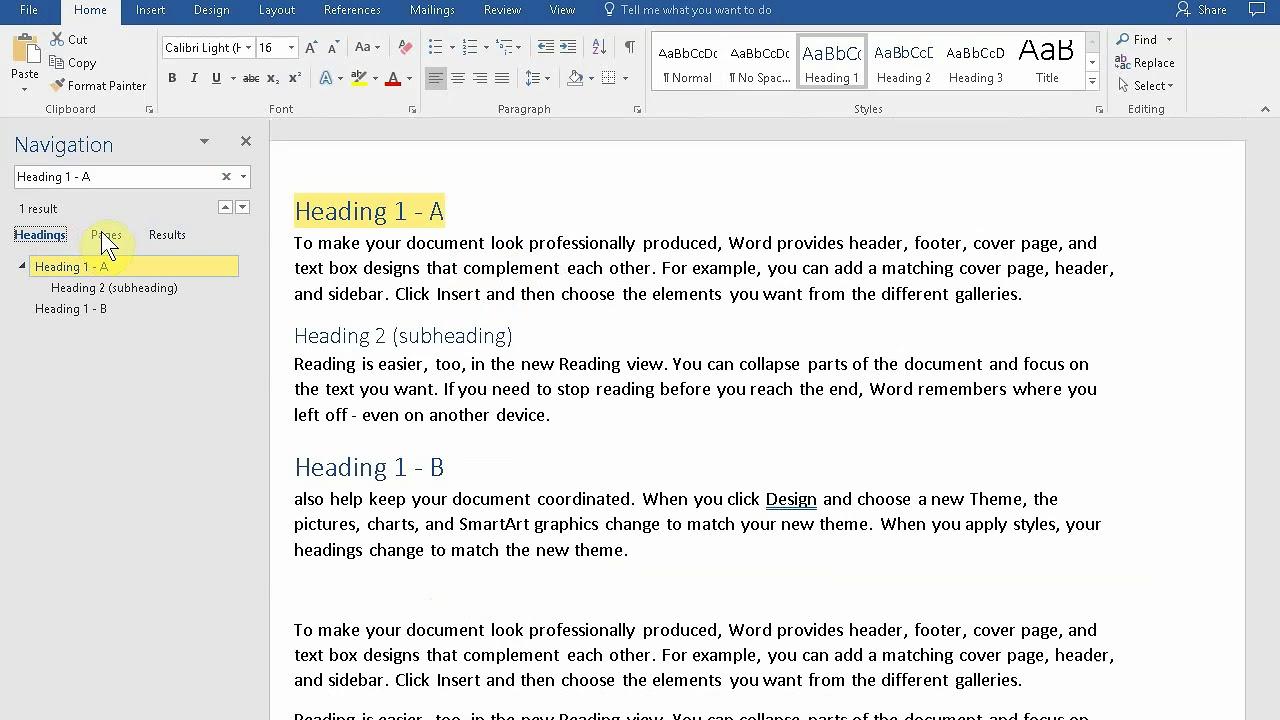 microsoft word keyboard shortcuts