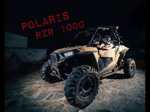 POLARIS RZR 1000 - Ενα πραγματικο ΤΕΡΑΣ