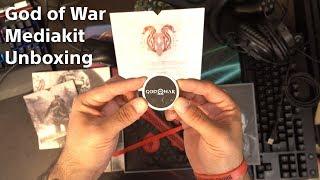 God of War PS4 Mediakit - Scoatere din cutie