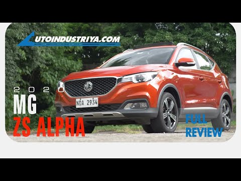2020 MG ZS 1.5 Alpha A/T - Full Review