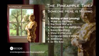 The Pineapple Thief - Nothing at Best (from Someone Here is Missing)