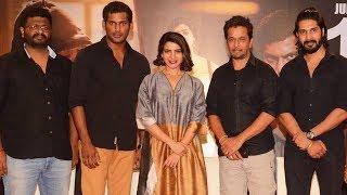 Abhimanyudu Movie Press Meet | Samantha | Vishal | Arjun | TFPC