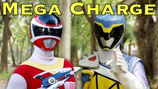 MORPH PROBLEM: Dino Charge Mega Power Ranger thumbnail