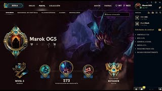 Solo q Smurfing - gold 2