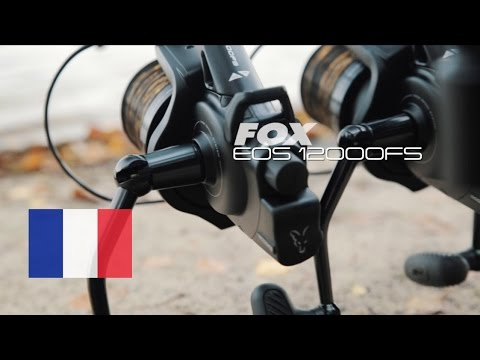 ***Pêche à La Carpe TV Fox*** EOS 12000FS