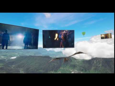 UPC - Virtual Reality (Zurich Film Festival 2018) - JEFF / Staay Interactive