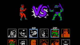 "[TAS] World Heroes 2 (NES Bootleg) ""Playaround"""