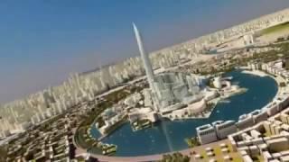 Mohammed Bin Rashid Garden video