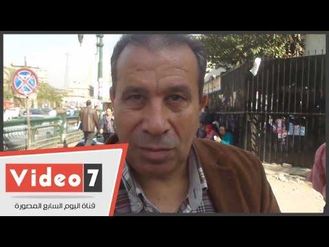 اليوم السابع : بالفيديو.. مواطن لمحافظ القليوبية: