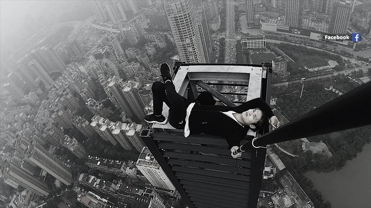 Chinese daredevil s final stunt