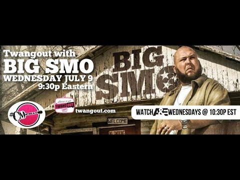 Video #CMchat Twangout with cast of A&E's Big Smo