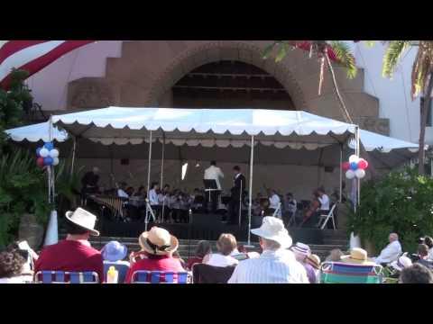 "David Gonzales Sings ""Santa Barbara, the ballad!"""