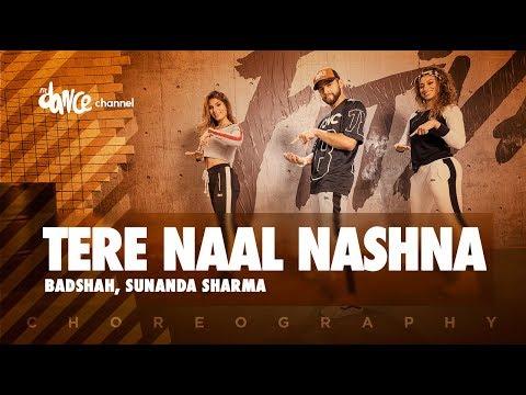 Tere Naal Nashna - Badshah, Sunanda Sharma | FitDance Channel Mp3