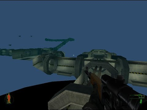 Project IGI - Mission 14: Finding the bomb - Jones uses cheats and game bug to his advantage