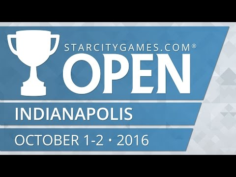 SCGINDY - Round 12 - Donovan Lachney vs Todd Stevens