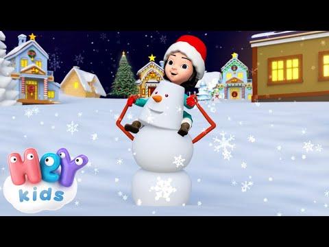 Alle Jahre Wieder 🎅 Weihnachtslied für Kinder - KinderliederTV