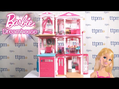 Barbie Dreamhouse from Mattel