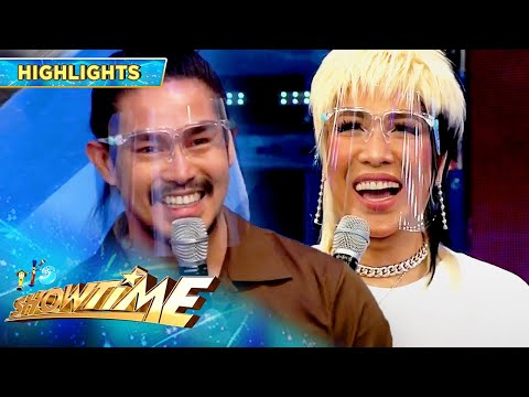Ion emotionally gives Vice Ganda a sweet birthday message | It's Showtime