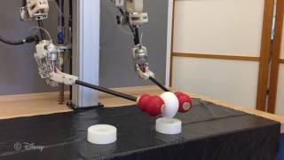 A Hybrid Hydrostatic Transmission and Human Safe Haptic Telepresence Robot