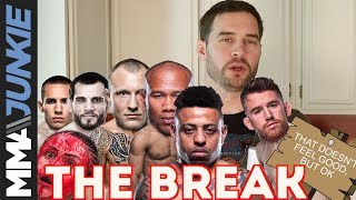 The Break: On UFC Fort Lauderdale's surprises, Bellator 220's messy situations, and more