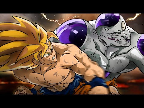 The Legendary Fight! Goku VS Frieza In Dragon Ball Z Kakarot