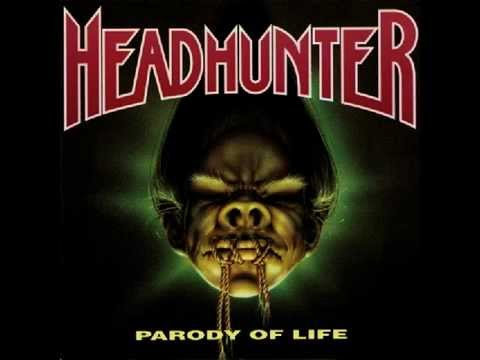 HEADHUNTER - Parody Of Life 1990 Full Album