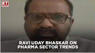 Indian pharma companies shine amid COVID crisis, exports surge | Ravi Uday Bhaskar to ET Now