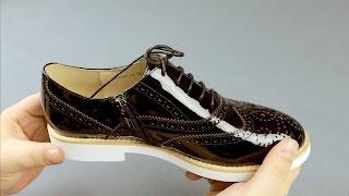 Новый обзор от Марко обувь. Вот это поворот